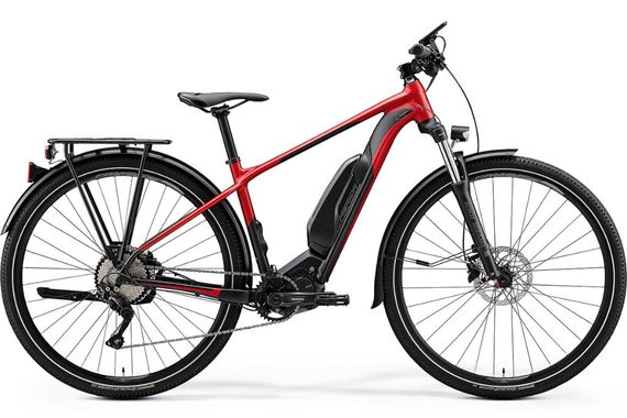 2020 Merida eBig Nine 300 SE EQ